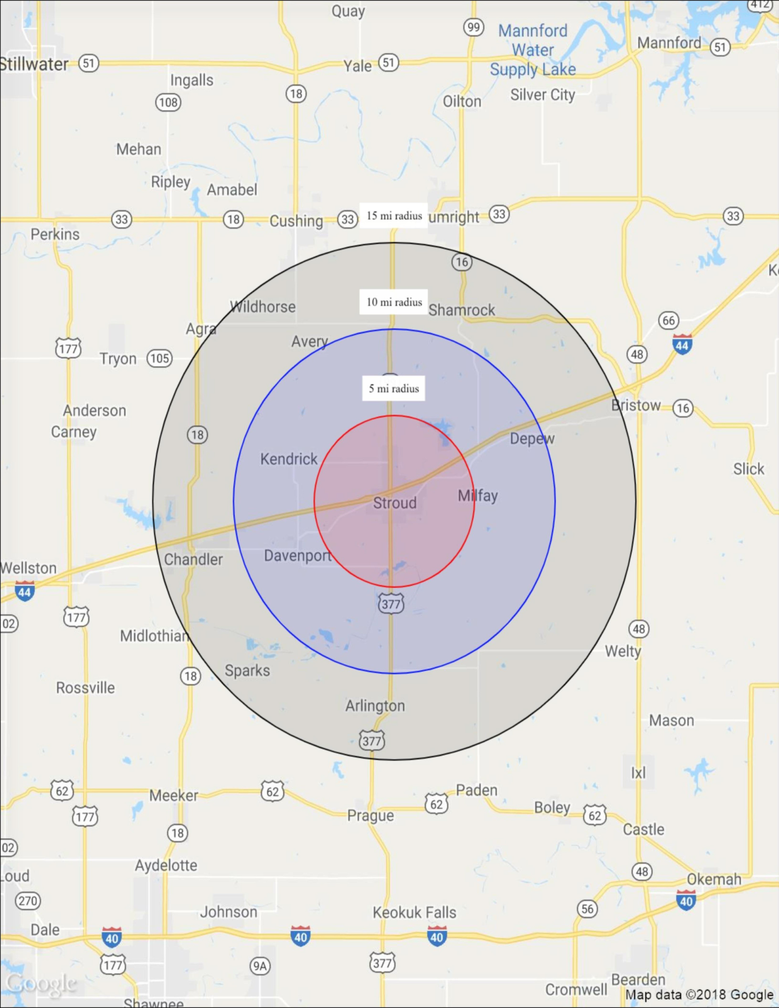 Maps | Stroud, OK - Official Website Drive Time Maps on per capita gdp map, drive time charlotte nc, drive time tucson az,
