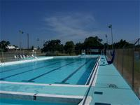 Foster Park Swimming Pool