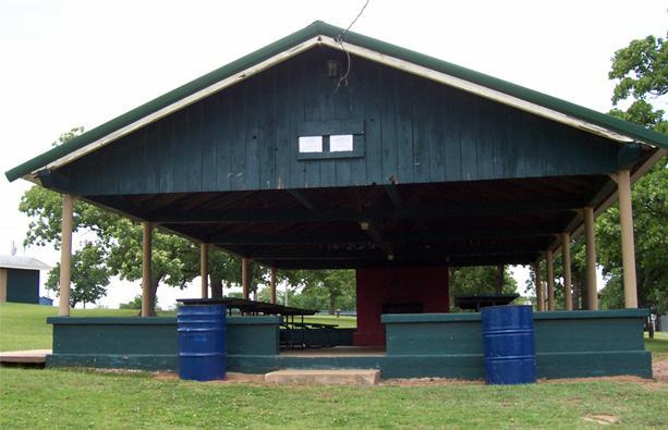 Foster Park Pavilion