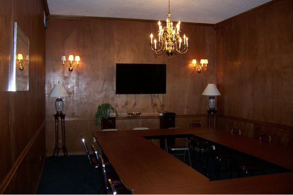Library Conference Room 1